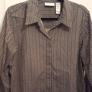 Liz Claiborne blouse,  Xl gently worn.